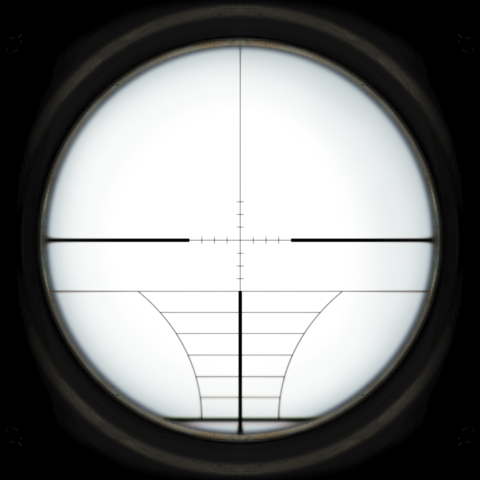 File:Default sniper scope reticle.png