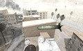 Airstrike bomb in flight map Crossfire COD4.png