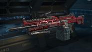 48 Dredge Gunsmith Model Red Hex Camouflage BO3