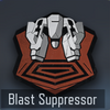 Blast Suppressor Perk Icon BO3