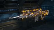 M8A7 Gunsmith Model Monochrome Camouflage BO3