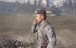 Shepherd smoking a cigar Loose Ends MW2