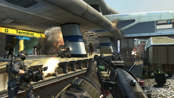 Black Ops II Multiplayer screenshot VG247