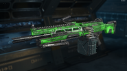 48 Dredge Gunsmith Model Weaponized 115 Camouflage BO3