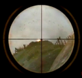 Springfield Sniper Scope Sights CoD2