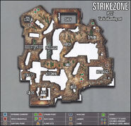 Strikezone Post K.E.M. Strike CoDG