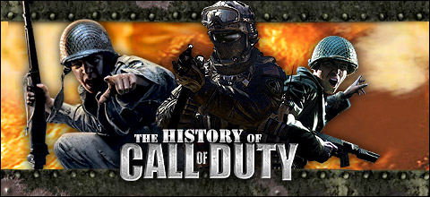 Call of duty history poster