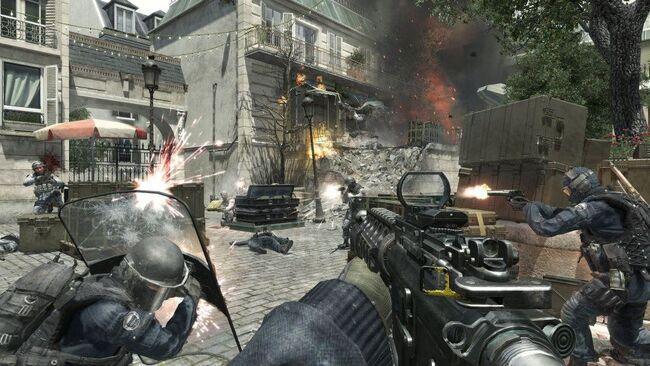 MW3 screenshot