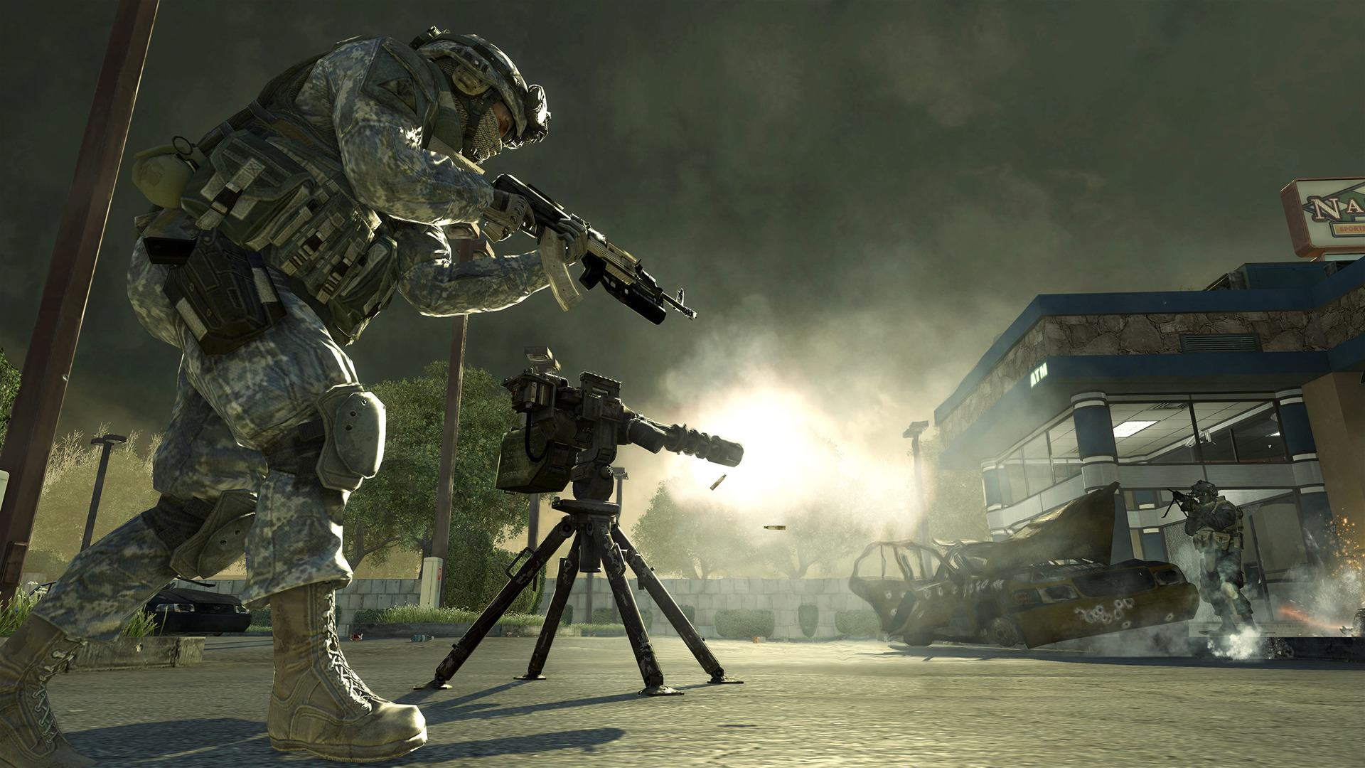 Call of Duty Modern Warfare - Watch the Trailer and Preorder Now