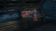 MR6 Gunsmith Model Ardent Camouflage BO3