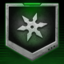 MasterNinja Trophy Icon MWR