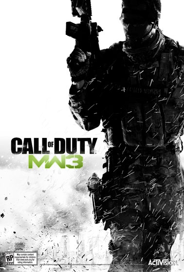 Codmw3 poster front