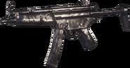 MP5 Nickel Plated MWR