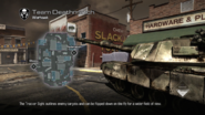 Warhawk loading screen CoDG