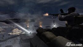 CoD2 - Hold the Line