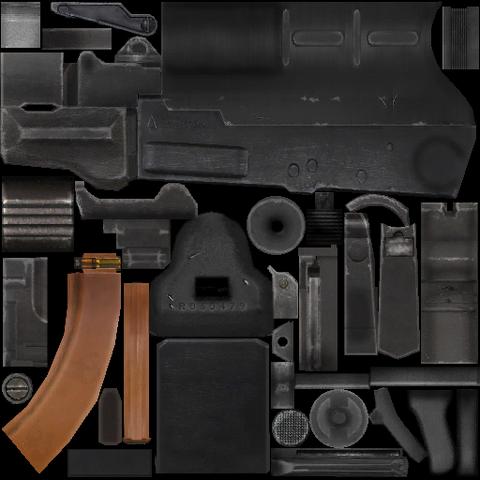 File:AK-74u cut texture MW2.png