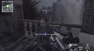 Hostage Closeup Light Em Up MW3