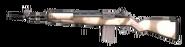 M14 Alternate Desert CoD4
