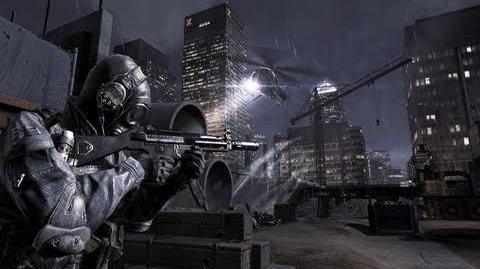 Call of Duty Modern Warfare 3 - Campaign - Mind the Gap