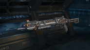 KRM-262 Gunsmith Model Cyborg Camouflage BO3
