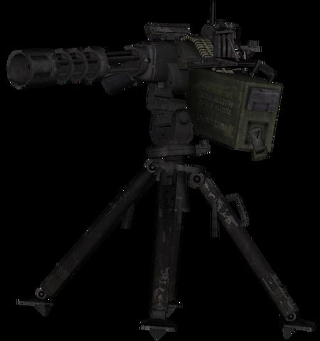File:Sentry Gun Destroyed model MW2.png