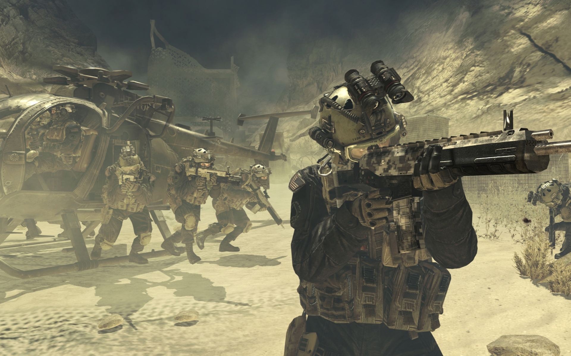 call of duty modern warfare 2 персонажи картинки