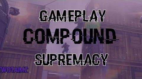COD AW - Supremacy Game-play (Compound)