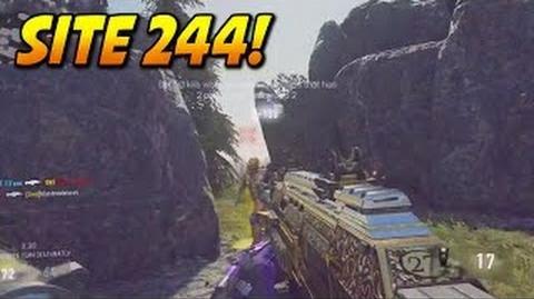 "COD AW SITE 244 Multiplayer Gameplay! ""COD Ascendance DLC"""