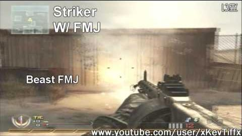 Call of Duty® Modern Warfare 2 - Striker Shotgun Guide (All Attachments)