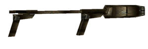M2 Flamethrower third person WaWDS