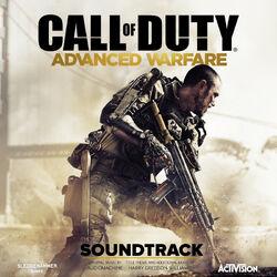 CoDAW Soundtrack Cover Art