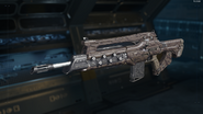 M8A7 Gunsmith Model Dust Camouflage BO3