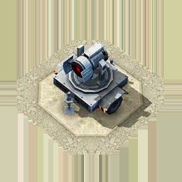 Laser Turret menu icon CoDH