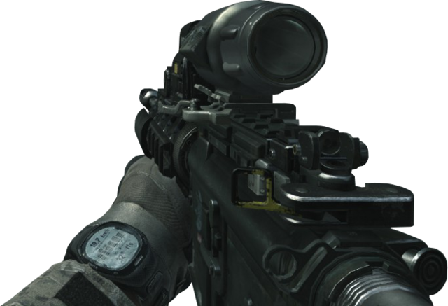 File:M4A1 Hybrid Sight On MW3.png