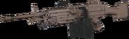 M249 SAW Flat Dark Earth MWR
