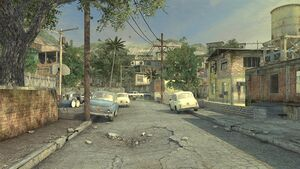 Load Screen Favela Tropical CODO