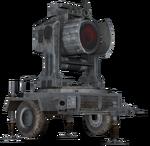 Laser Turret BOII