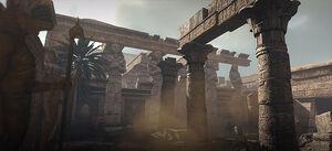 Pharaoh Loading Screen CoDG