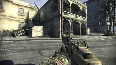 ᴴᴰ Call of Duty Black Ops PC - M14 game-play on 'Havana'' 4K 60FPS