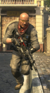 ISA Agent Slums BOII