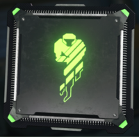 Active Camo cyber core icon BO3