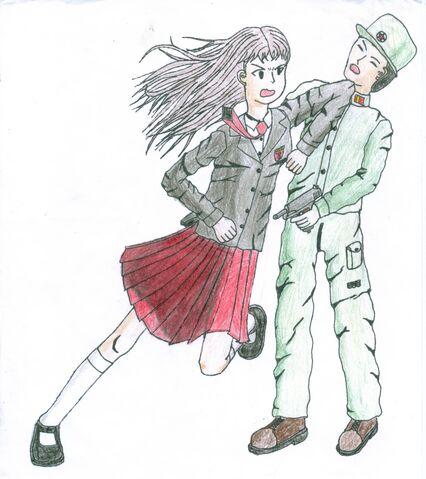 File:Etsuko Miyazaki Elbowing SRK Color.jpg