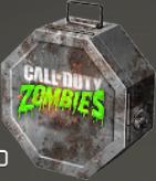 Common Zombie Crate IW