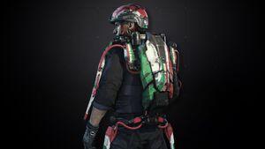 Italy Exoskeleton Pack AW