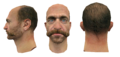 John Price head test models CoD4.png