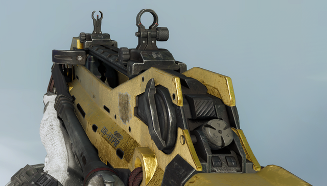File:FFAR First Person Gold Camouflage BO3.png