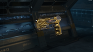 MR6 Gunsmith Model Gold Camouflage BO3