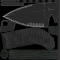 Throwing Knife texture MW3.png