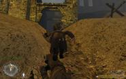 Stalingrad mission ending CoD1
