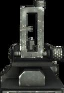 T34 MG Iron Sights WaW